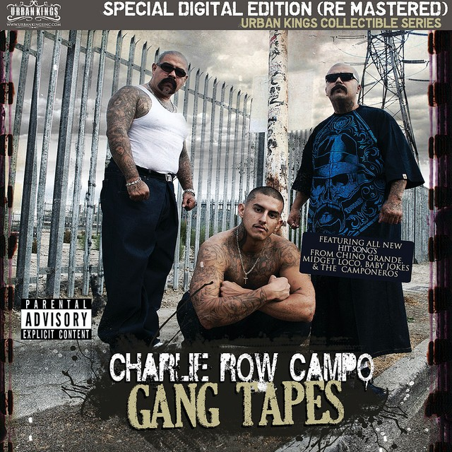 Charlie Row Campo – Gang Tapes