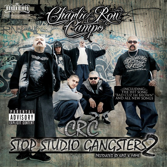 Charlie Row Campo - Stop Studio Gangsters 2