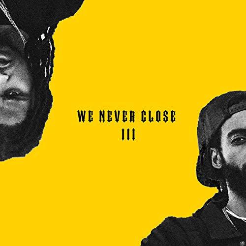 Chase N. Cashe & G4 – We Never Close III