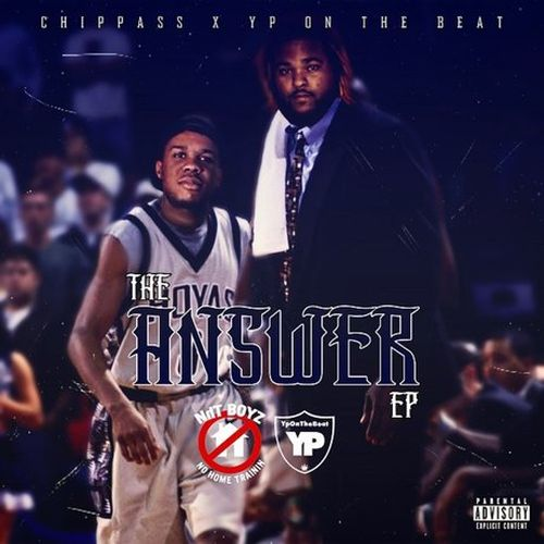 Chippass – The Answer – EP