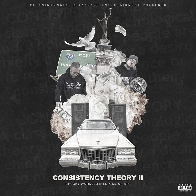 Chucky Workclothes & M7ofatc – Consistency Theory II