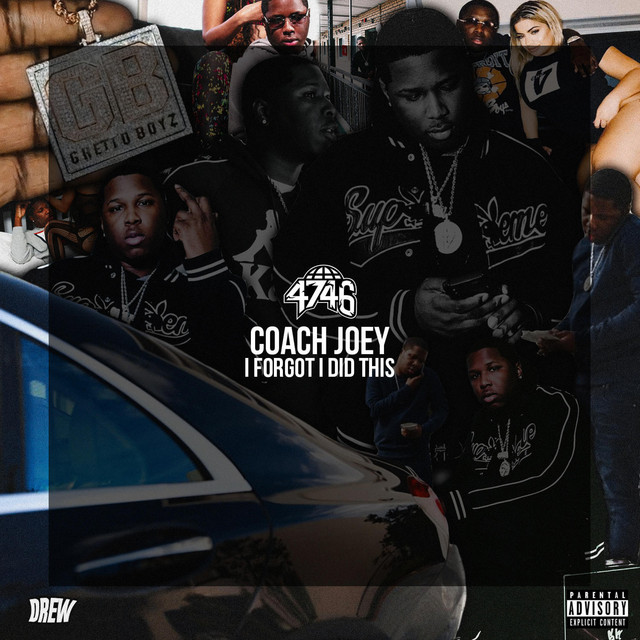 Coach Joey – I Forgot I Did This
