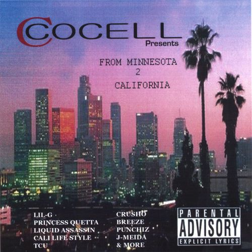 Cocell – Cocell Presents From Minnesota To California