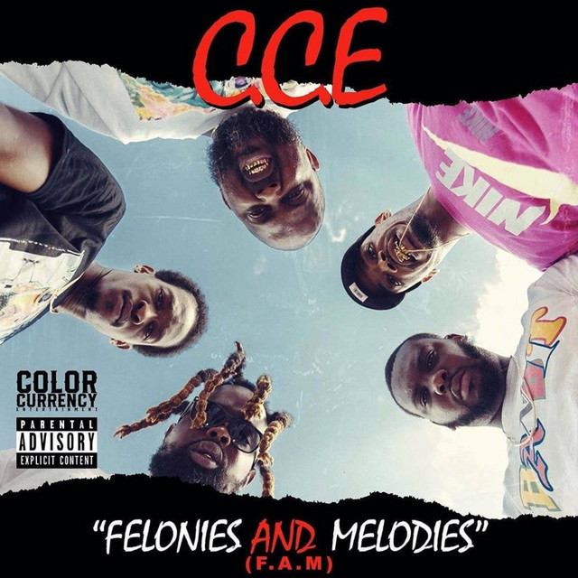 Color Currency – Felonies And Melodies