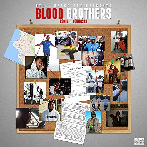 Con B & Youngsta – Blood Brothers