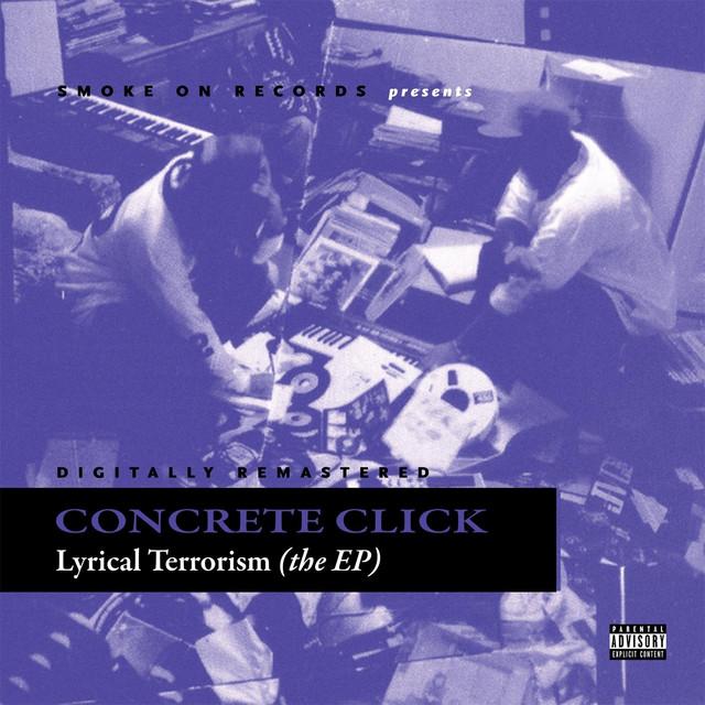 Concrete Click – Lyrical Terrorism