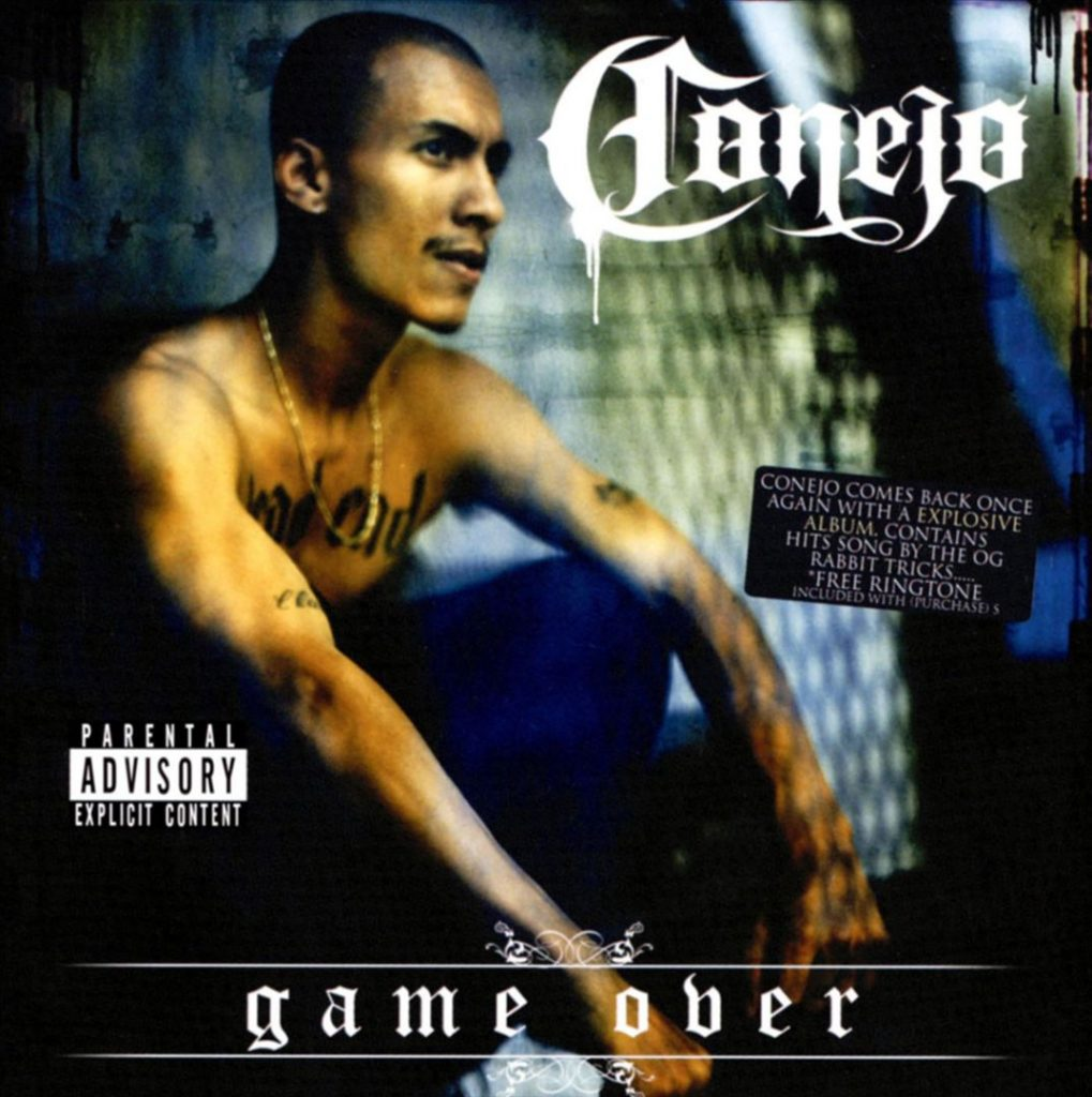 Conejo - Game Over (Front)
