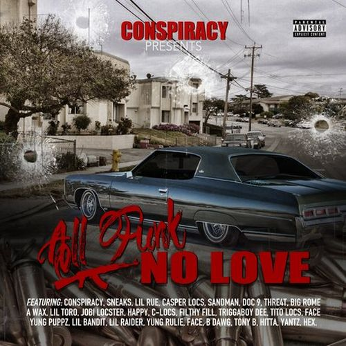 Conspiracy – All Funk No Love