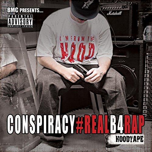 Conspiracy – RealB4rap