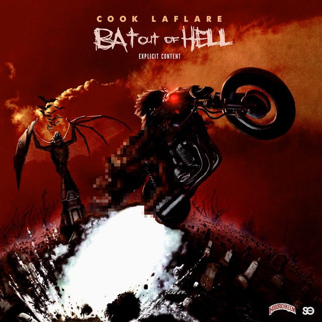 Cook Laflare – Bat Out Of Hell