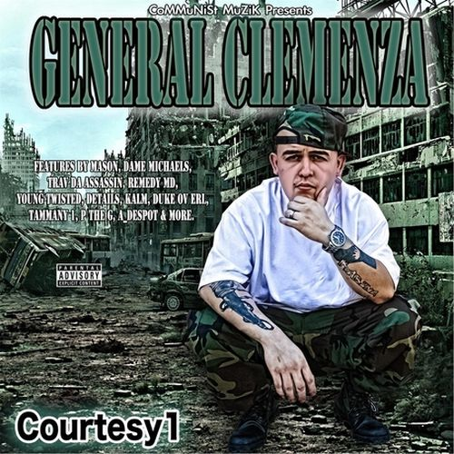 Courtesy1 - The General Clemenza Album