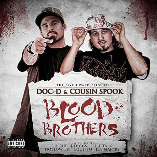 Cousin Spook & Doc-D – Blood Brothers