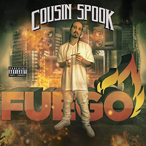 Cousin Spook – Fuego
