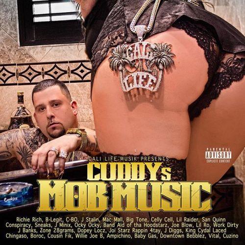 Cuddy – Cuddy's Mob Music, Vol. 1