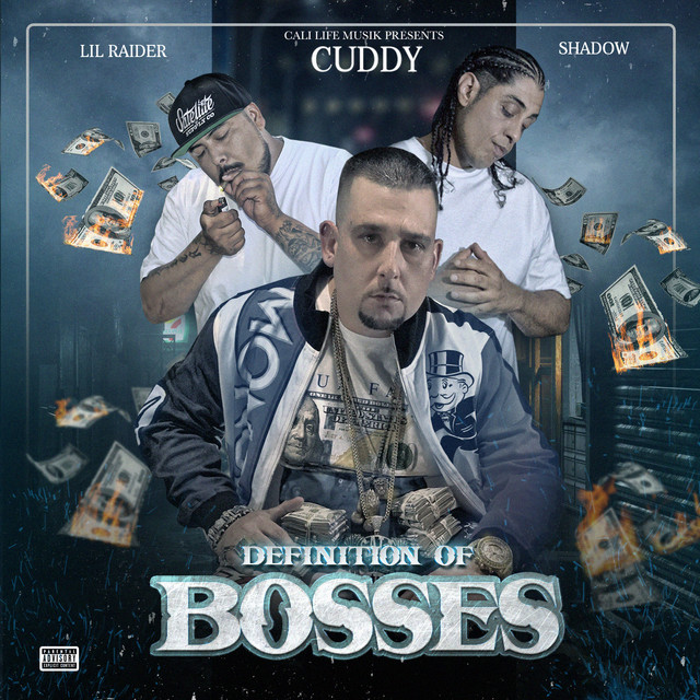 Cuddy – Definition Of Bosses – EP