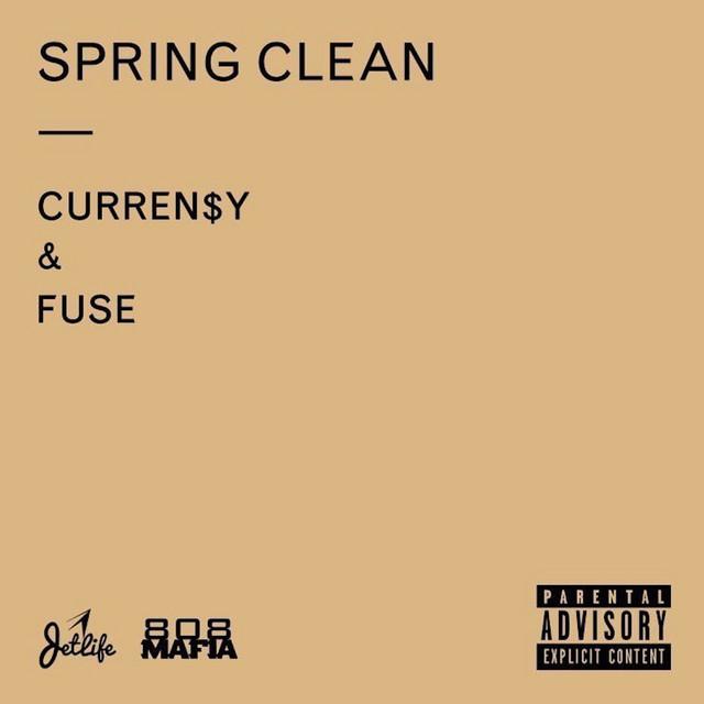 Curren$y & Fuse – Spring Clean