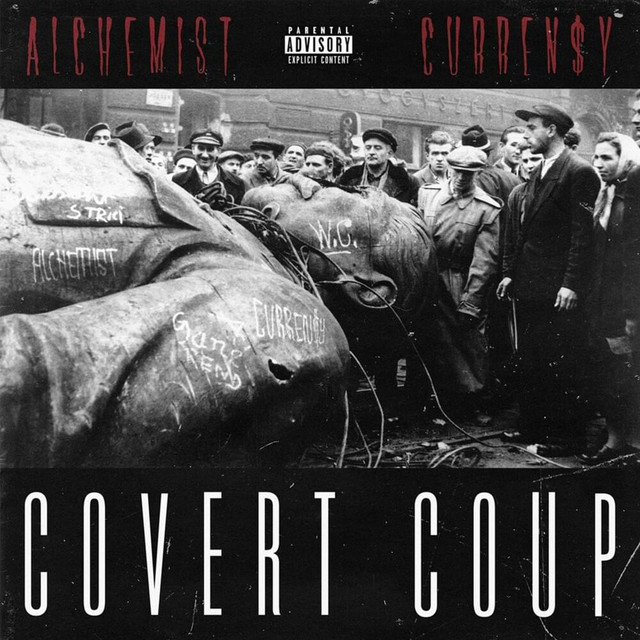 Curren$y & The Alchemist – Covert Coup