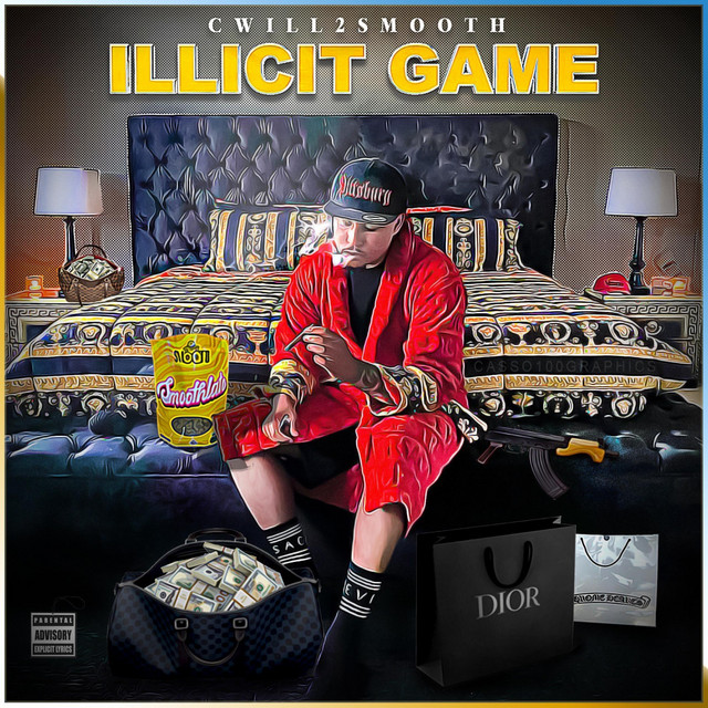Cwill2smooth – Illicit Game
