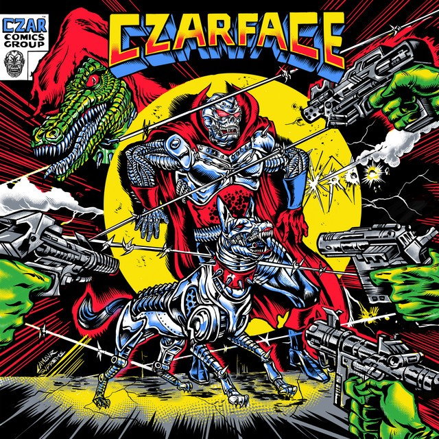 Czarface – The Odd Czar Against Us