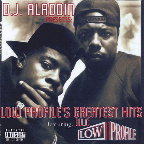 D.J. Aladdin - Low Profiles Greatest Hits