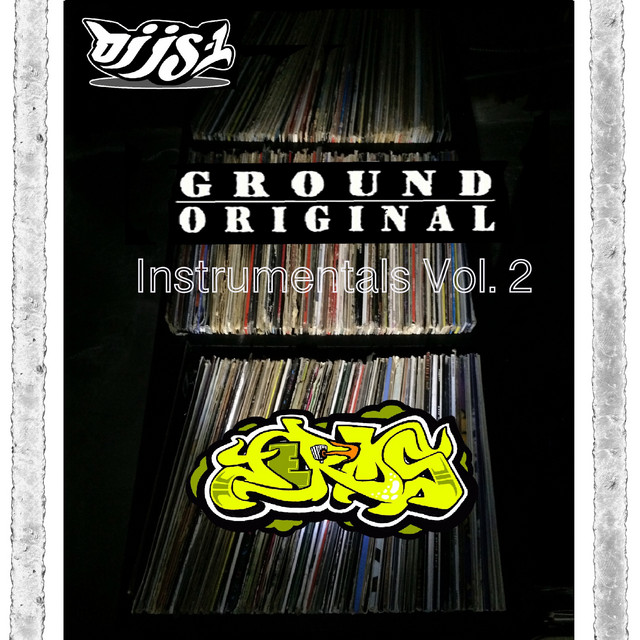 DJ JS-1 – Ground Original Instrumentals Vol 2