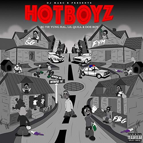 DJ Marc B – Hot Boyz