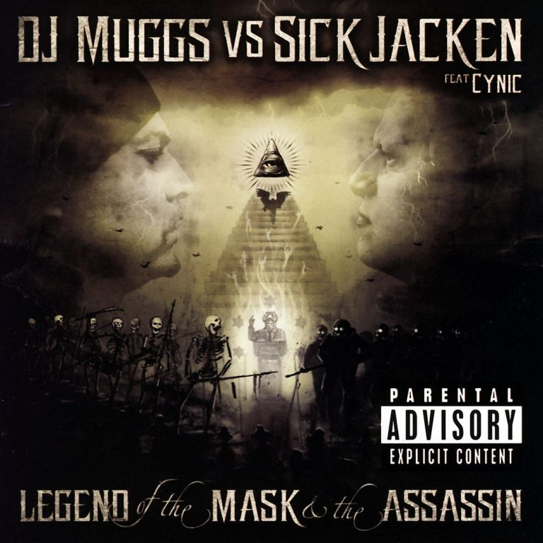 DJ Muggs Vs Sick Jacken Feat Cynic – Legend Of The Mask And The Assassin
