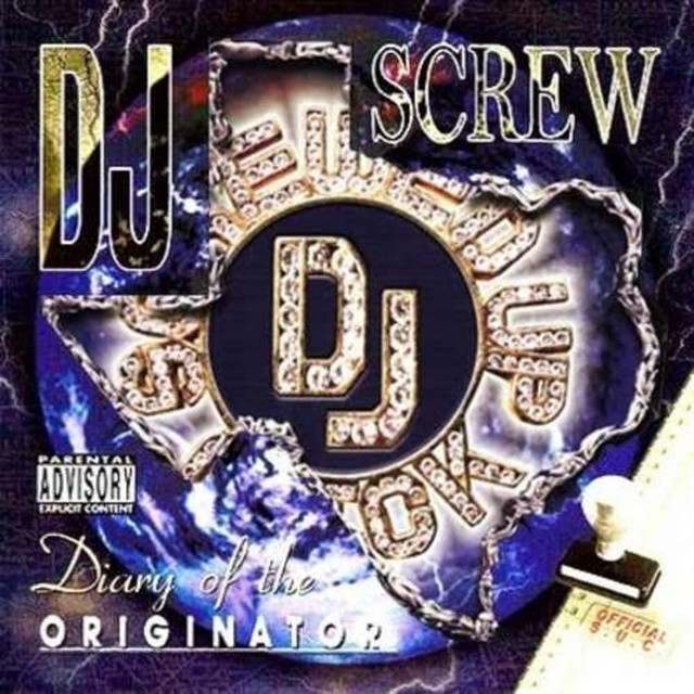 DJ Screw - Diary Of The Originator Chapter 61 - Niggas Can't See Me