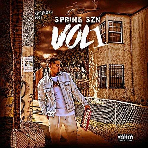 DJ Spring Ave – Spring Szn, Vol. 1