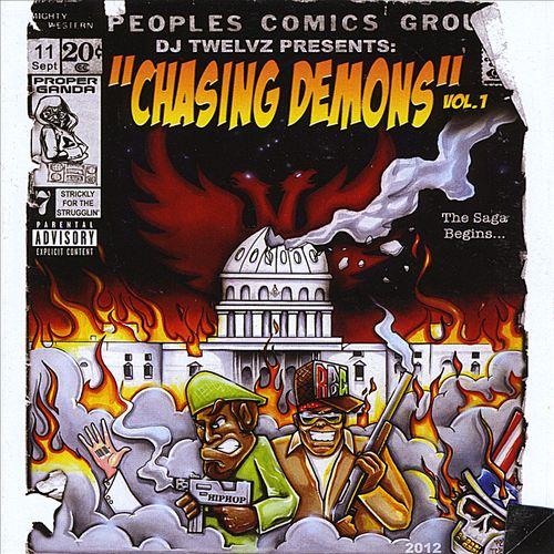 DJ Twelvz - Chasing Demons, Vol. 1