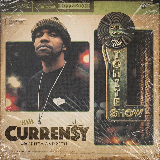 DJ.Fresh & Curren$y – The Tonite Show With Curren$y (Deluxe Edition)