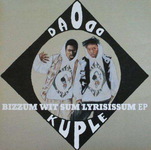 Da Odd Kuple - Bizzum Wit Sum Lyrisissum EP