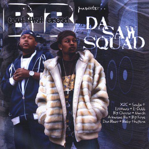 Da Saw Squad - Yall Rap