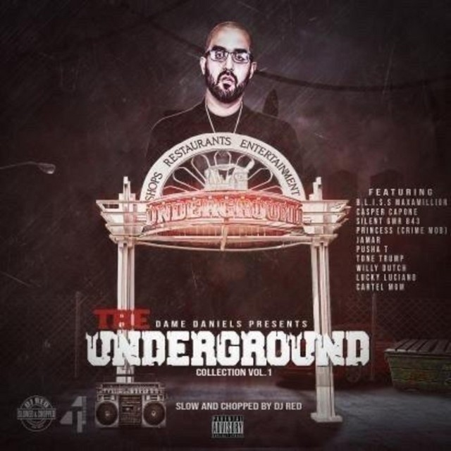 Dame Daniels – The UnderGround Collection Vol. 1