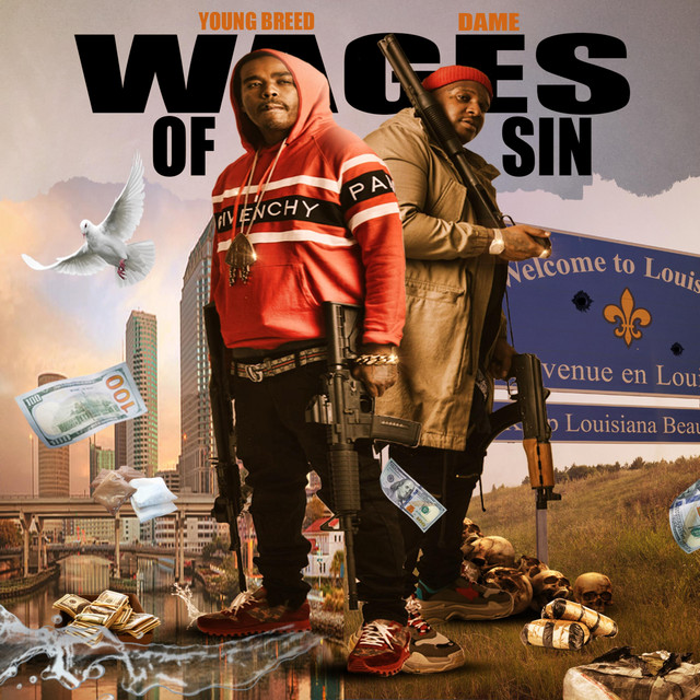 Dame & Young Breed – Wages Of Sin