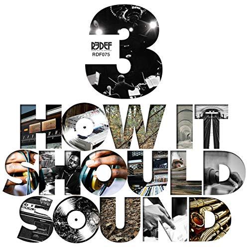 Damu The Fudgemunk – How It Should Sound, Vol. 3