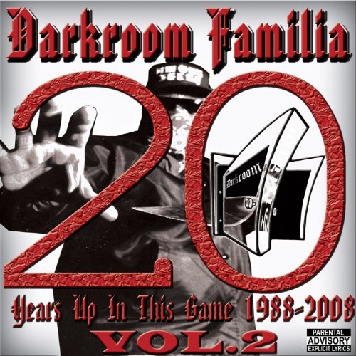 Darkroom Familia – 20 Years Up In This Game Vol 2