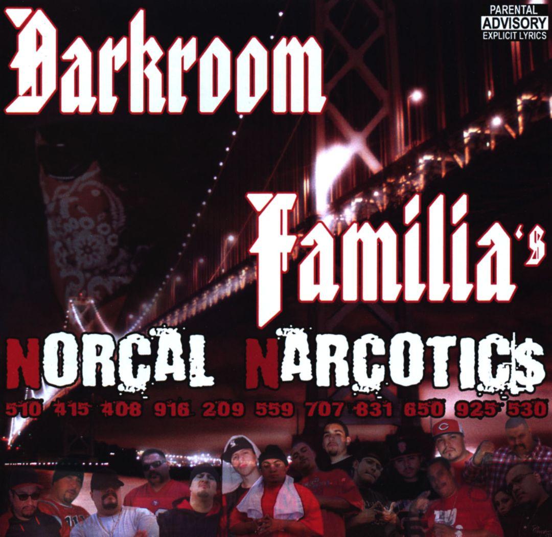 Darkroom Familia - Norcal Narcotics (Front)