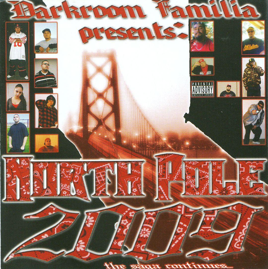 Darkroom Familia - North Pole 2009 (Front)