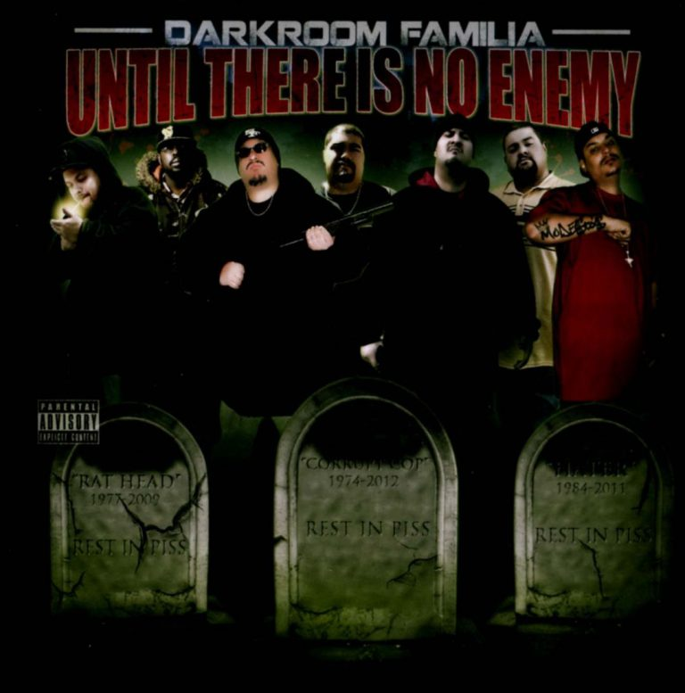 Darkroom Familia – Until There Is No Enemy