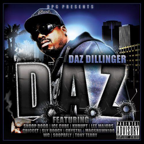 Daz Dillinger – D.P.G. Presents D.A.Z.