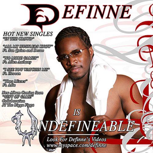 Definne - Undefinable