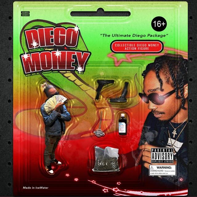 Diego Money – Diego Paxkage! – EP