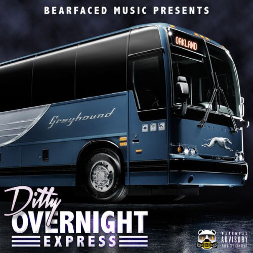Ditty Cincere - Overnight Express EP