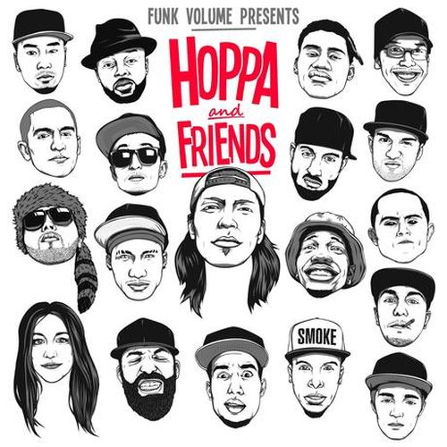 Dj Hoppa - Hoppa & Friends