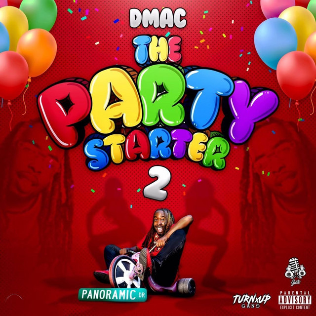 Dmac – The Party Starter 2