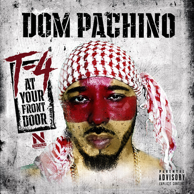 Dom Pachino - T- 4 At Your Front Door