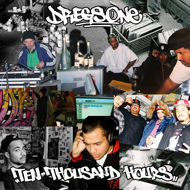 Dregs One - Ten Thousand Hours