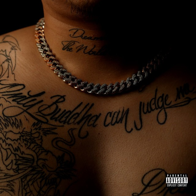 Dub P – Only Buddha Can Judge Me