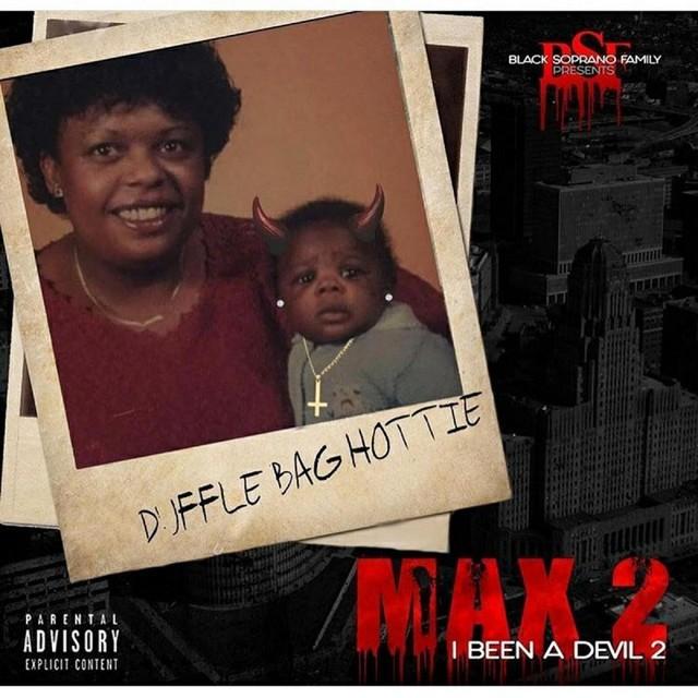 Duffel Bag Hottie – Max 2